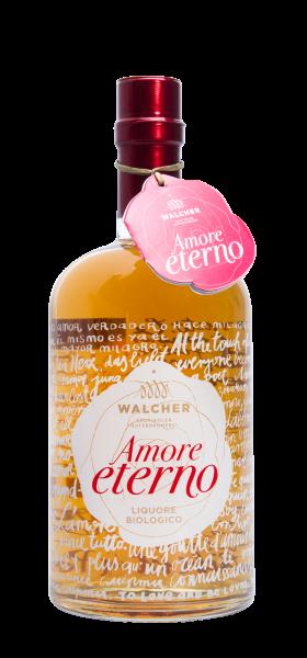 Walcher - BIO Amore Eterno Rosenknospenlikör 0,7 l