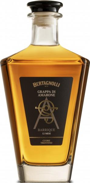 Bertagnolli Grappa Amarone Valpolicella Barrique 0,7 l
