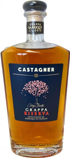 Castagner Grappa Ciliegio Barrique