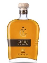 Marzadro Grappa Affinata Amarone Le Giare 0,7 l