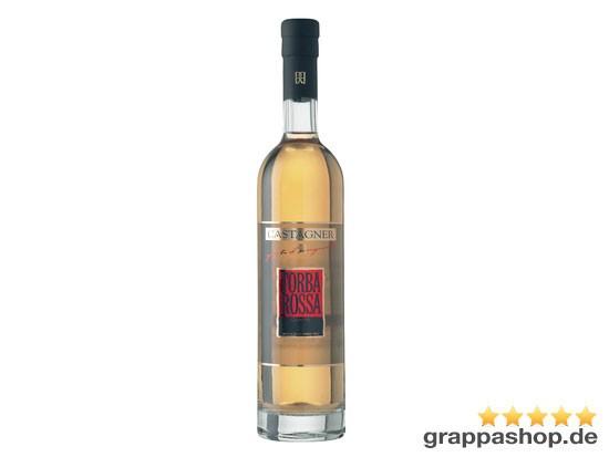 Castagner Grappa Torba Rossa 0,5 l
