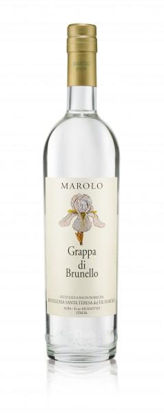 Marolo - Grappa Brunello 0,7 l
