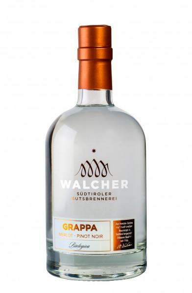 Walcher - BIO Grappa Pinot Noir 0,5 l