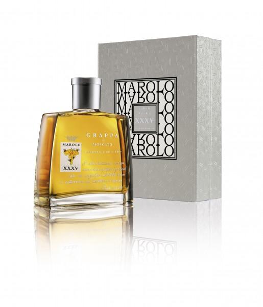 Marolo - Grappa Moscato XXXV ANNIV. 0,7 l
