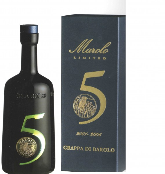 Marolo Grappa Barolo For Friends 1 l