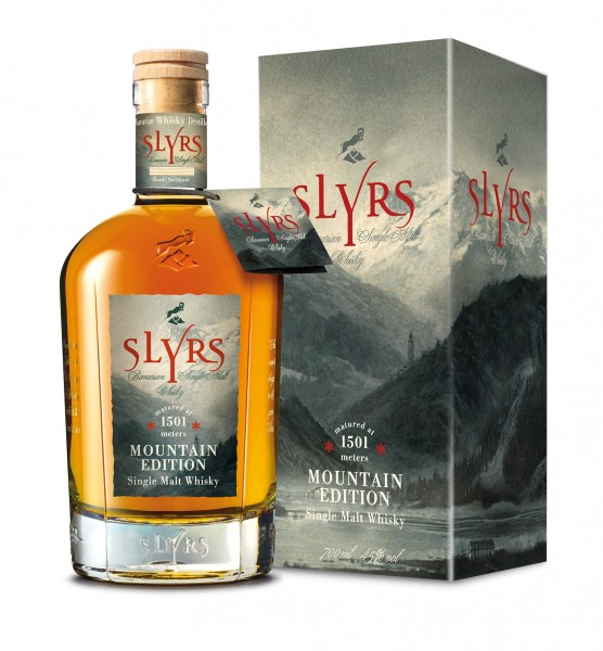 Slyrs Whisky Mountain Edition 0,7 l