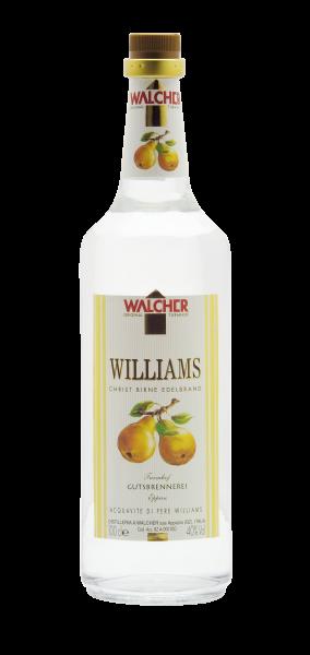 Walcher - Williams Classic Birnenbrand 1 l