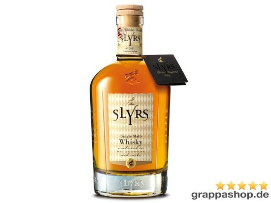 Slyrs - Classic Whisky 0,35 l