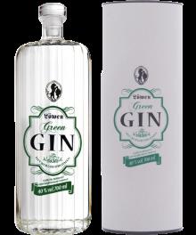 Köstlichalkoholisches - Bergbrennerei Löwen Löwen Green Gin 0,7 l - Onlineshop Grappashop.de
